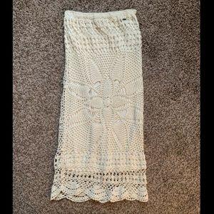 Beachy Volcom Knit Skirt